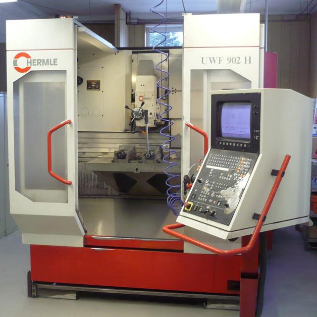 Maschinen der Bihler Fertigung GmbH